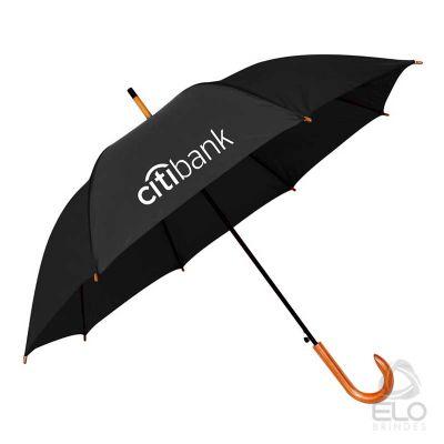 elo-brindes - Guarda-chuva portaria dobrável