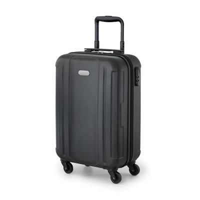 Elo Brindes - Com ela, seus clientes e colaboradores poderão fazer viagens curtas ou longas com praticidade e estilo. Resistente, a mala de viagem executiva tem int...
