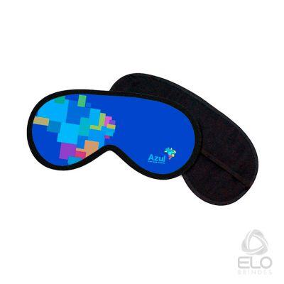 elo-brindes - Máscara para dormir personalizado.