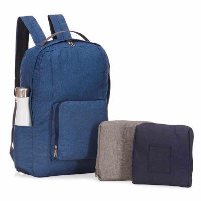 Elo Brindes - Por ser dobrável, é fácil de guardar e ocupa pouco espaço. A mala de viagem personalizada está disponível na cor preta, cinza e azul, e permite person...