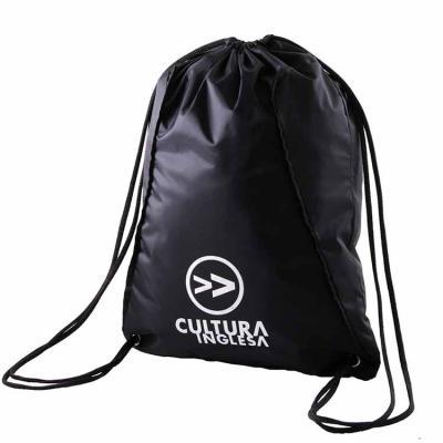 elo-brindes - A mochila saco personalizada é uma ótima dica de produto para promover e divulgar sua marca com eficiência em brindes corporaivos. Leve e prática, ela...