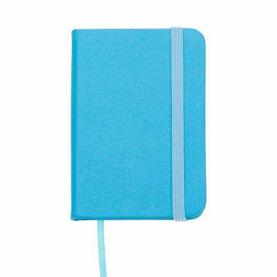 Globo Brindes - Mini Caderneta personalizada