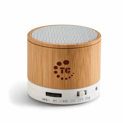 Globo Brindes - Caixa de som com microfone
