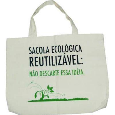 Globo Brindes - Ecobag