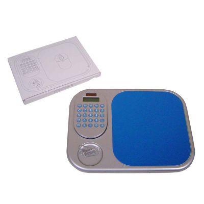 Globo Brindes - Mouse pad com calculadora