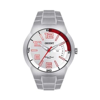 e7a7bbe81b2 orient-relogios - Relógio de pulso com calendário e caixa em aço inoxidável.