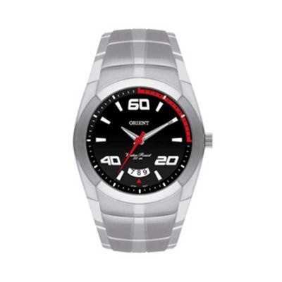 8546ddc7493 orient-relogios - Relógio de pulso com vidro em cristal mineral