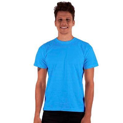 8277f0ea5b Camisa Dimona - Camiseta em 100% algodão penteada personalizada com cores  variadas