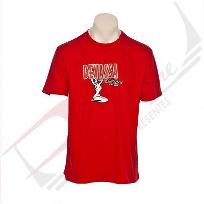 Promoline Brindes Personalizados - Camiseta careca unissex 100% algodão color