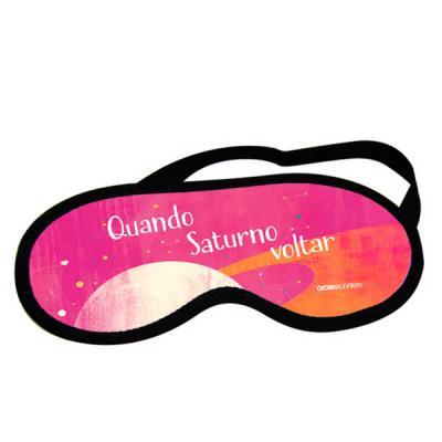 Promoline Brindes Personalizados - Máscara de Dormir em Iso Flex Sublimado