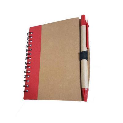 Queen's Brindes - Caderneta para anotação e caneta