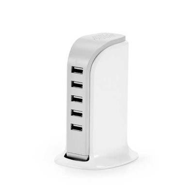 Queen's Brindes - Estação de carregamento USB