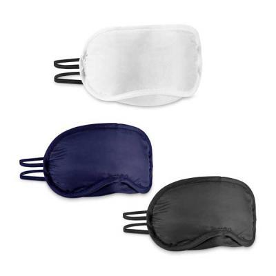 Queen's Brindes - Máscara para dormir. 190T. Interior almofadado. 185 x 90 mm