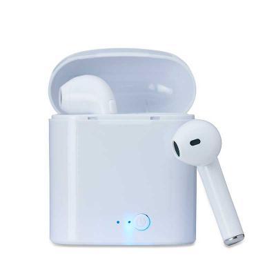 Queen's Brindes - Fone Bluetooth com Case Carregador