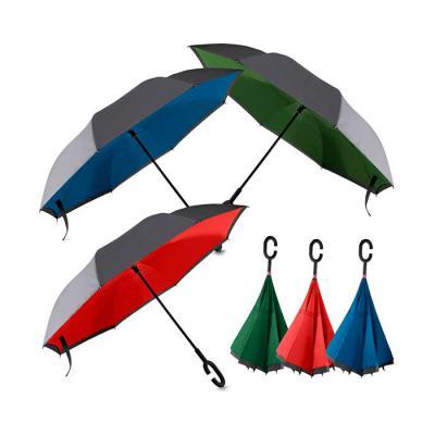 Queen's Brindes - Guarda-chuva Invertido