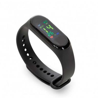 Queen's Brindes - Pulseira Smartwatch M3