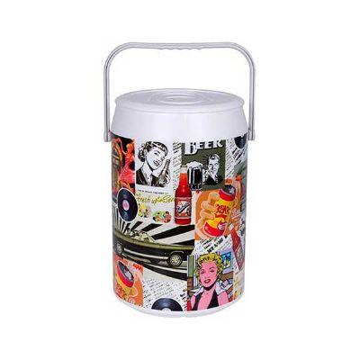 Servgela - Cooler 24 latas personalizado