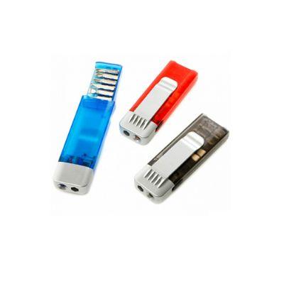 Servgela - Kit ferramenta personalizado com 6 peças e lanterna.