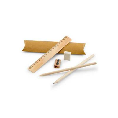Servgela - Kit Escolar Completo Personalizado para Brindes