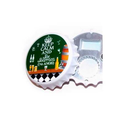 Servgela - Abridor de Garrafa de Cerveja Personalizado