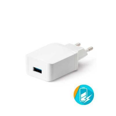 Servgela - Adaptador USB Personalizado com Carregamento Rápido