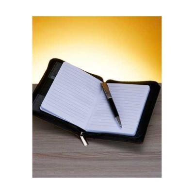 Servgela - Bloco de Anotações Promocional | Bloco de Anotações personalizado com imã na cor branca. Com post-it (aproximadamente 25 folhas amarelas) e caneta (ca...
