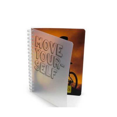 Servgela - Caderno de Recado Personalizado