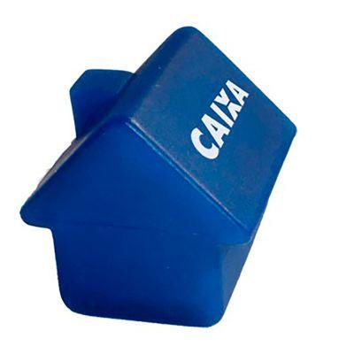 Servgela - Casa Anti-Stress Personalizada   Casinha anti-stress personalizada. É o brinde personalizado ideal para seu evento.   ST CASA VINIL