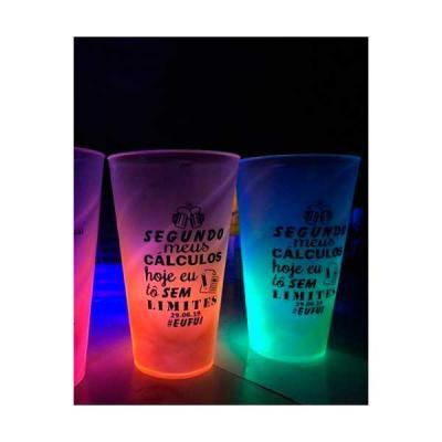 Servgela - Copo Neon Personalizado