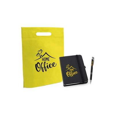 servgela - Kit Basico Home Office Personalizado