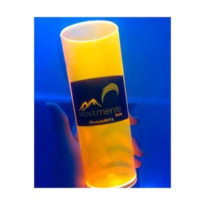 Servgela - Copo Long Drink Neon Personalizado