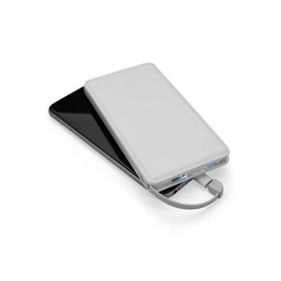 Servgela - Power Bank Slim Personalizado