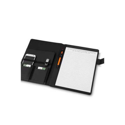 Servgela - Capa para Caderno Executiva Personalizada