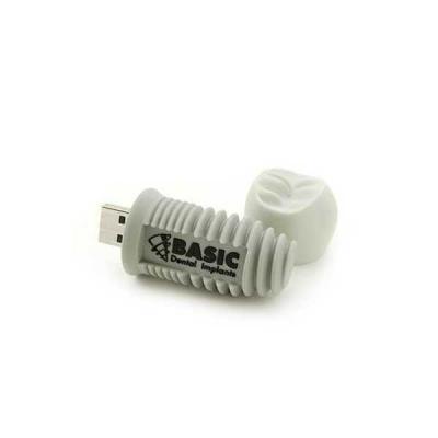 Servgela - Pen drive Customizado 3D Parafuso