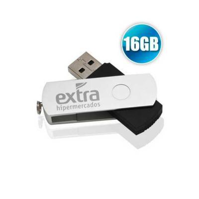 Servgela - Pen Drive 16GB Tipo Canivete Personalizado