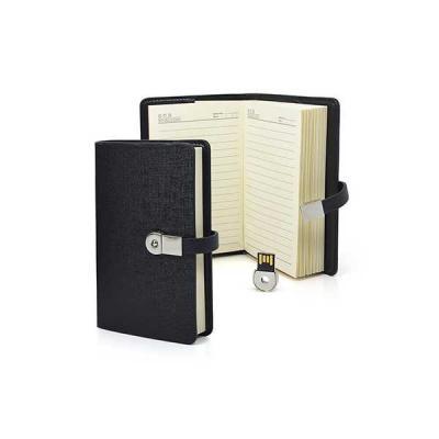 Servgela - Mini Agenda Personalizada com Pen drive