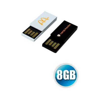 Servgela - Pen drive 8gb Clipe Personalizado