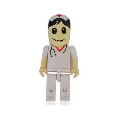 Servgela - Pen drive 4 gb Promocional Enfermeiro