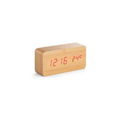 Servgela - Relógio de Mesa para Brindes Personalizado
