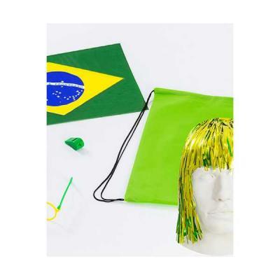 servgela - Kit Torcedor do Brasil Personalizado