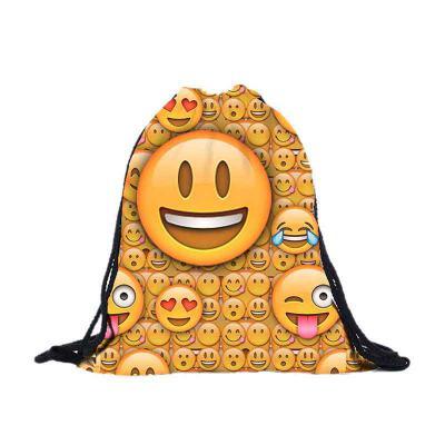 Unibag - Mochila saco em nylom personalizada  com logo