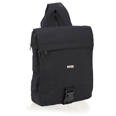 Unibag - Mochila para notebook personalizada, em tecido impermeável e design moderno