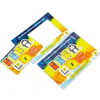 Raizler Promocional - Ímã Porta-Retrato Coleção Tie Dye