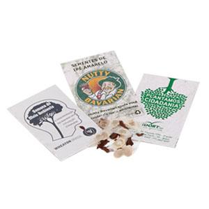 SP Ecologia - Envelope com semente.