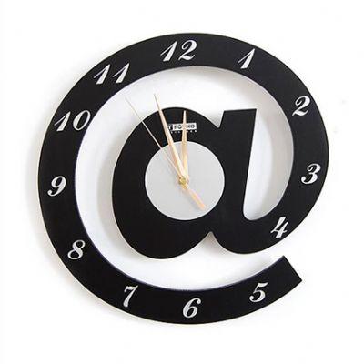 SP Ecologia - Relógio ecológico arroba