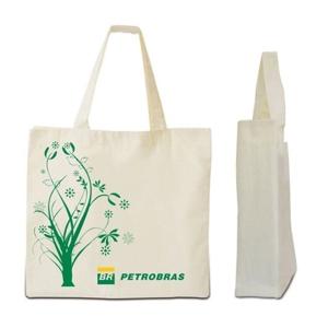 T7 Promocional - Eco bag com gravação personalizada.