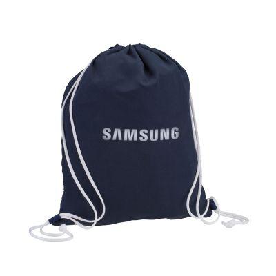 T7 Promocional - Saco mochila personalizado.