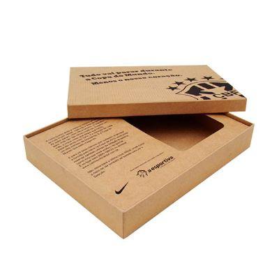 Caixas & Idéias - Caixa promocional tampa e fundo