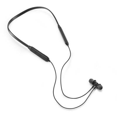 GH Brindes - Fone de ouvido. PC. Magnético. Com transmissão por bluetooth. Autonomia até 7 horas. Função para atender chamadas, controle de volume e conexão à play...