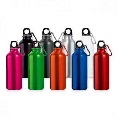GH Brindes - Squeeze em alumínio em várias cores